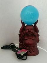 Buddha Electra Table Lamp Blue New LumiSource LSE-BUDDHA - $27.48