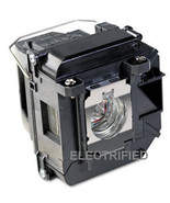 EPSON ELPLP60 V13H010L60 OEM FACTORY ORIGINAL LAMP IN HOUSING FOR PowerL... - $99.00