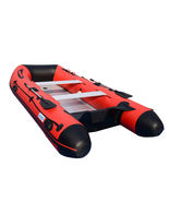BRIS 12ft Inflatable Boat Dinghy Raft Pontoon Rescue & Dive Raft Fishing... - $1,049.00