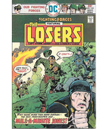 Our Fighting Forces Comic Book #159 The Losers, DC Comics 1975 FINE - $9.74