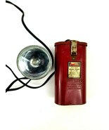 Vintage Forester Head-Lamp Western Fire Equipment Forest Fire Equipment ... - $26.14