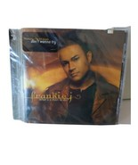 Frankie J  What's a Man to Do Hit Don't wanna Try 12 2003 - $4.89