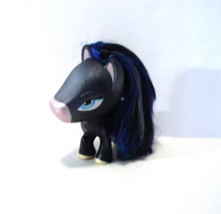 Bratz Babyz Ponyz Sashy Black And Blue Pony MGA Fashion Doll Pet Horse - $4.99