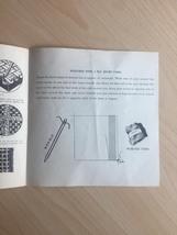 Vintage 50s Davis Adjustable Loom (Complete set) image 11