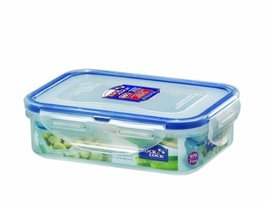 Lock & Lock, No BPA, Water Tight Lid, Food Container, 1.5-cup, 12-oz, HP... - $19.79