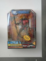 "DC UNIVERSE CLASSICS ""STEPPENWOLF"" WAVE 11 FIGURE 7 ADULT COLLECTOR - $86.61"