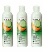 Lot of 3 Avon Senses Body Care Cucumber & Melon Body Lotion 250ml 8.4 fl oz - $12.07