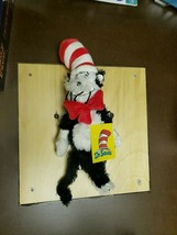 "Manhattan Toy Company Dr. Seuss ""The Cat In The Hat"" Plush Toy with Tag ... - $7.43"