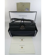 New Authentic Maybach R-WG-Z25 The Icon I Black Horn Eyeglasses 54mm w/ ... - $1,633.50