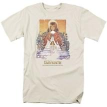 Labyrinth Movie Poster Image T-Shirt David Bowie NEW UNWORN - $19.34+