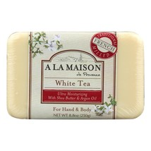 A La Maison - Bar Soap - White Tea - 8.8 oz - $5.39