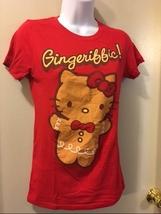 *~$3 SALE!! Hello Kitty Gingeriffic Tee Women's... - $3.00