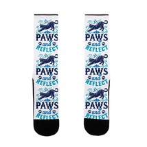 Paws And Reflect (Cat US Size 7-13 Socks - $15.99