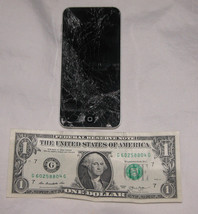 Apple iPod Touch 5TH Gen A1509 Locked Screen Shattered, Parts Only USA - $18.64