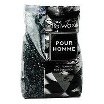 Italwax Film Hard Wax Pour Homme 1kg 35.27oz image 4