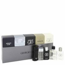 Acqua Di Gio Profumo Cologne By Giorgio Armani For Men Gift Set - Travel Set - $67.50