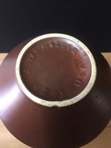 Royal Haeger RG93 Brown Angular Vase image 4