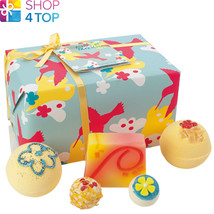 Birds Of Paradise Gift Pack Bomb Cosmetics Tropical Fruits Handmade Natural New - $17.86