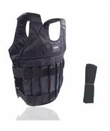 Vest 20/50KG Adjustable Weight Vest Home Gym Workout Accessories Weighte... - $36.35