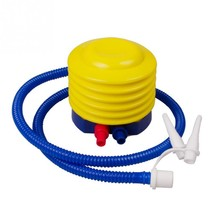 """Inflatable Pump Party Toy Air Pump Balloon 4"""" 500CC Swim Ring Inflating ... - $10.90"""