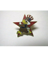 Sam Eagle RELAY RACE 1984 LA Olympics Limited Ed. Collector Pin Series #2 - $9.74