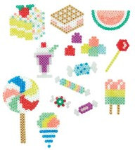Perler 80-42882 Bucket O' Beads Fun Fusion Fuse Bead Kit-Sweet Shoppe - $19.16