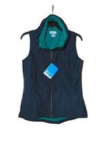 Columbia Sportswear Vest Jacket Coat XS Women New Blue - $42.00