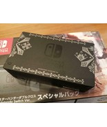 Nintendo Switch Console Monhan Version From Japan Official Import   - $742.49