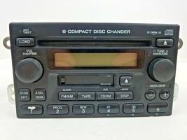 Honda 39100-S9A-A601 6 CD Changer Player Cassette AM/FM/XM OEM Factory Car Radio - $59.39