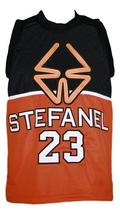 Michael Jordan #23 Custom Stefanel Basketball Jersey New Sewn Any Size image 4