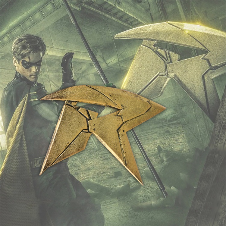 Primary image for Titans Dick Grayson Robin Shuriken Cosplay Prop