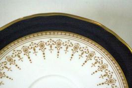 Royal Worcester Regency Blue Creamer #21686 image 5