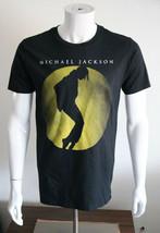 Mens Michael Jackson Graphic Tee T Shirt Black/Olive  Cotton Sizes M - L... - $21.40