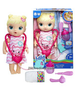 Year 2016 Baby Alive Series 12 Inch Doll Set - Caucasian BETTER NOW BAILEY - $54.99