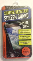 Tempered Glass Shatter Resistant Screen Protector Guard for Samsung Galaxy S6 - $7.99