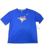 NWT Nike MLB Toronto Blue Jays Blue Short Sleeve T-Shirt Adult Men's Siz... - $59.35
