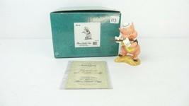 Disney WDCC 41037 Fifer Pig: I toot my flute, I don't give a hoot w/COA - $39.99