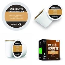 Van Houtte Vanilla Hazelnut K-Cup Pod, Light Roast, 30 Count  - $23.68