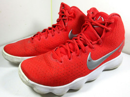 Men's Nike Hyperdunk 897808 600 Red Basketball Shoes Size 8 - $44.50