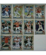 2020 Topps Gypsy Queen Baltimore Orioles Base Team Set 11 Baseball Cards - $3.49