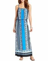 Style & Co. Dress Women's Spaghetti-Strap Blouson Maxi Dress (Style&Co.)... - $19.99