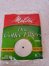 COFFEE FILTER DISC 100CT - $16.78