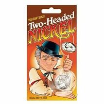 Magic Two Headed Nickel - $5.98