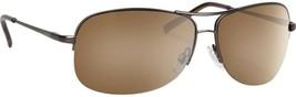 Forecast Optics Men's Shay Aviator Sunglasses, Brown / Brown - $19.99