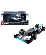 Mercedes AMG F1 W07 Hybrid Petronas #44 Lewis Hamilton Formula 1 (2016) ... - $124.27