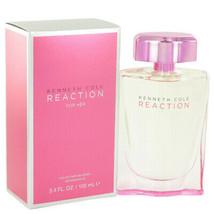 Kenneth Cole Reaction by Kenneth Cole Eau De Parfum Spray 3.4 oz (Women) - $63.66