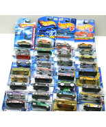 40 Hot Wheels 2000 - 2009 Chevy Chevrolet Car+Truck Diecast Lot No Two Alike NOC - $74.79