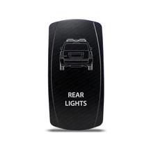 CH4X4 Rocker Switch Jeep Patriot Rear Lights Symbol 2 - Blue  LED - $16.44
