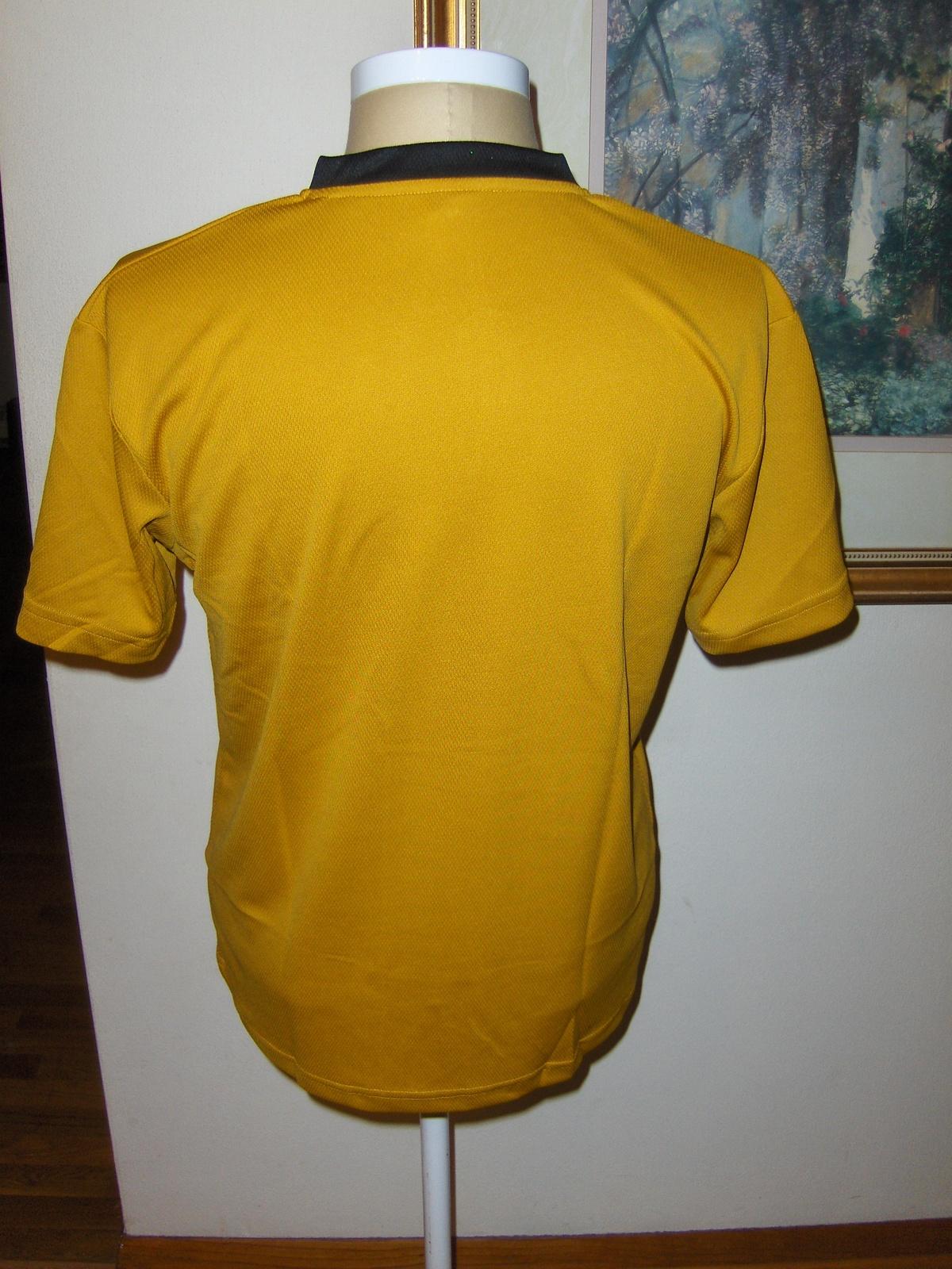 Kellogg's Star Trek Yellow T-Shirt Unisex Size Medium  2009