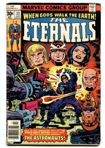 THE ETERNALS #13-1st Gilgamesh and One Above All-MARVEL 1977-comic book - $22.70